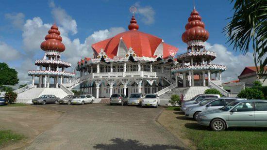 Templo Hindu Arya Dewaker, no Suriname