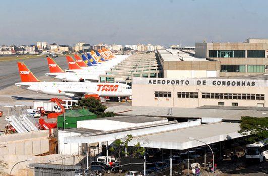 Aeroporto de Congonhas (SP)